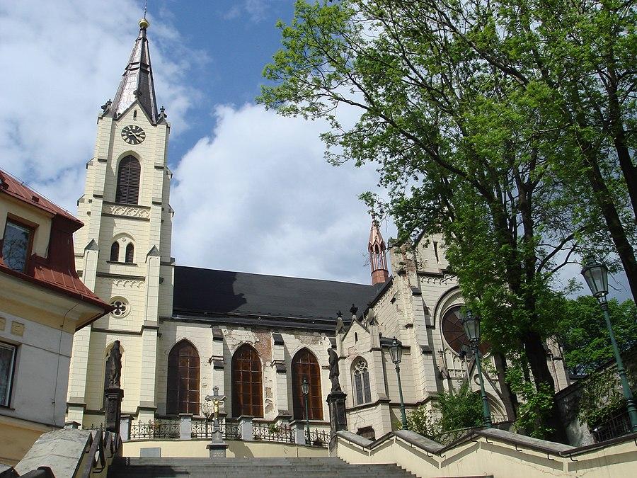 Orlová monastery