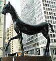 Kouros Horse - Barry Flanagan.JPG
