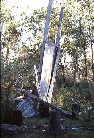 Katoomba to Mittagong Trail - Image: Kowmung House