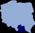 Kraków map.png