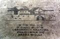 Krakow planty tablica brama wislna z 2001 r A576.tif