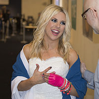 Krista Siegfrids, ESC2013 press conference 11 (crop).jpg