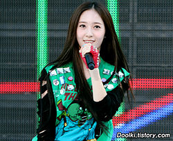 Krystal at the 2012 M SUPER CONCERT02.jpg