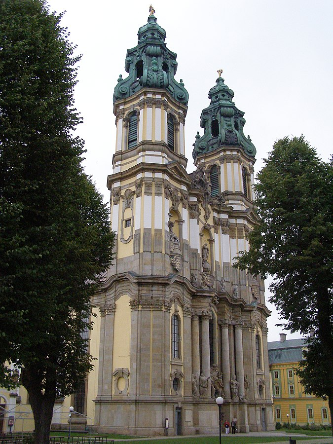 Basilica of the Assumption of the Blessed Virgin Mary, Krzeszów