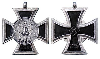 Cross of the Warsaw Uprising