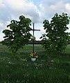 Krzyż w krzywdzie pod zwoleniem.jpg