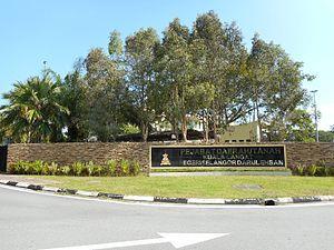 Kuala Langat District - Kuala Langat District and Land Office