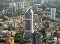 Kuala Lumpur, view from Kl-Tower, direction China-town - panoramio.jpg