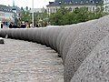 Kuglerne på Christiansborg Slotsplads.jpg