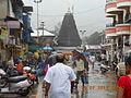 Kumbhmela Nashik 2015 - Trimbakeshwar temple.JPG