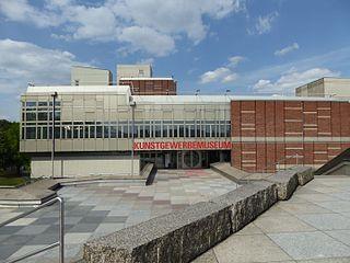 Kunstgewerbemuseum Berlin museum of Decorative Arts in Berlin