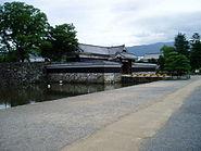 Kuro-mon Gate of Matsumoto Castle