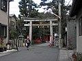Kurumazaki-jinja, 2-no-torii.jpg