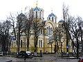 Kyiv - Volodymyrskyi cathedral.jpg