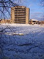 L.V. Eberhard Center and frozen Grand River.jpg