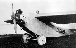 Luft-Fahrzeug-Gesellschaft - An LFG V 44