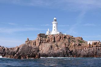 La Corbière - Corbiere Lighthouse, Jersey