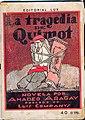 La tragèdia de Quimot. Novel·la. Amadeu Aragay. 1926.jpg