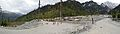 Labour Huts Area - Project Rohtang Tunnel - Solang Valley - Kullu 2014-05-10 2568-2570 Compress.JPG
