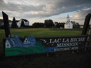 Lac La Biche, Alberta - Lac La Biche Mission