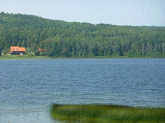 Sayabec - Lake Matapédia
