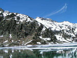 Lac d'Aubert - Image: Lac d'Aubert