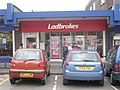 Ladbrokes - Bramley Shopping Centre - geograph.org.uk - 1779539.jpg