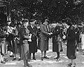 Lady Baden Powell in Buitenzorg Baan, Bestanddeelnr 903-5555.jpg