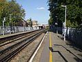 Ladywell station look north.JPG