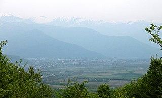 Lagodekhi,  Kakheti, Georgia