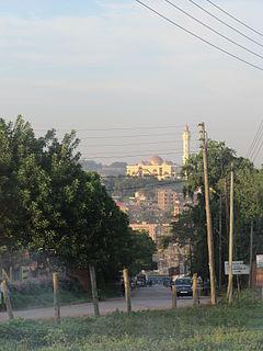 Kampala Hill Place in Central Uganda, Uganda