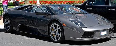 Lamborghini Murcielago Wikiwand