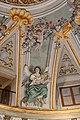 Lamporecchio, villa rospigliosi, interno, salone di apollo, con affreschi attr. a ludovico gemignani, 1680-90 ca., segni zodiacali, toro 01.jpg