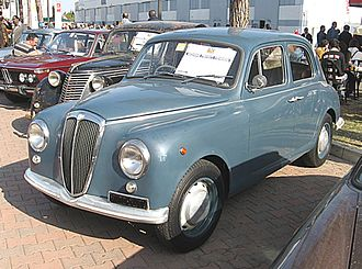 Lancia Appia - First series Appia Berlina