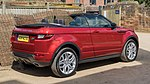 Land Rover Range Rover Evoque Convertible 2016 - rear three-quarter.jpg