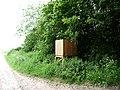 Landschaftsschutzgebiet Horstmanns Holz Melle - Waldanfang- Datei 2.jpg