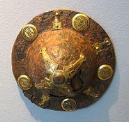 Langobard Shield Boss 7th Century