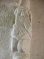 Langonnet (56) Église Sculpture romane 01.JPG