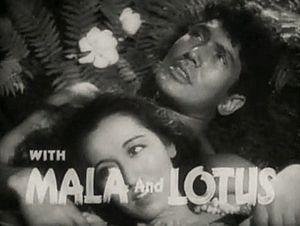 Last of the Pagans - Ray Mala and Lotus Long
