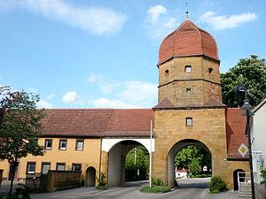 Lauchheim - Upper Gate