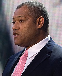 Laurence Fishburne 2009.