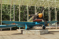 Lavochkin La-5 in the Great Patriotic War Museum 5-jun-2014 Front.jpg