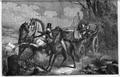 Le prince Louis-Napoleon arrete des chevaux emportes.png