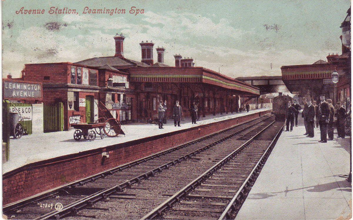 Leamington Spa (Avenue) railway station