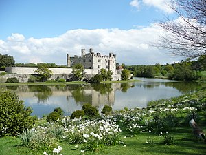 Anthony St Leger (Lord Deputy of Ireland) - Leeds Castle in Kent, granted to Sir Anthony St Leger in 1552