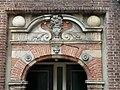 Leeuwarden - Tweebaksmarkt 25 - Poortje in achtergevel.jpg