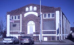 National Register of Historic Places listings in Faulk County, South Dakota - Image: Legion 03