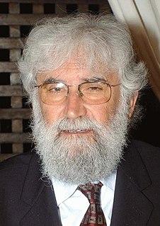 Leonardo Boff Brazilian theologian
