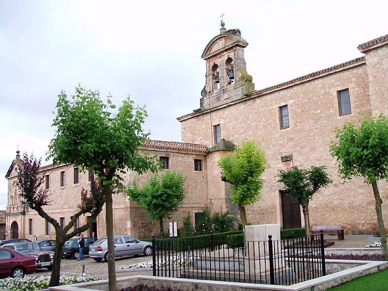 Lerma - Convento de la Ascension de Nuestro Señor (MM Clarisas, clausura) 4.jpg