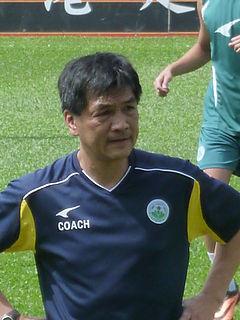 Leung Sui Wing Hong Kong footballer